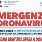 Emergenza Coronavirus IX Municipio