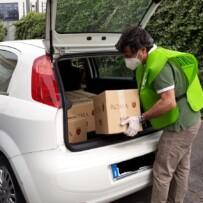 Report delle azioni di sostegno a famiglie e singoli durante l'emergenza Covid-19 coordinate dal Forum Terzo Settore Lazio.