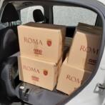 Distribuzione Pacchi Alimentari alle famiglie in difficoltà economica